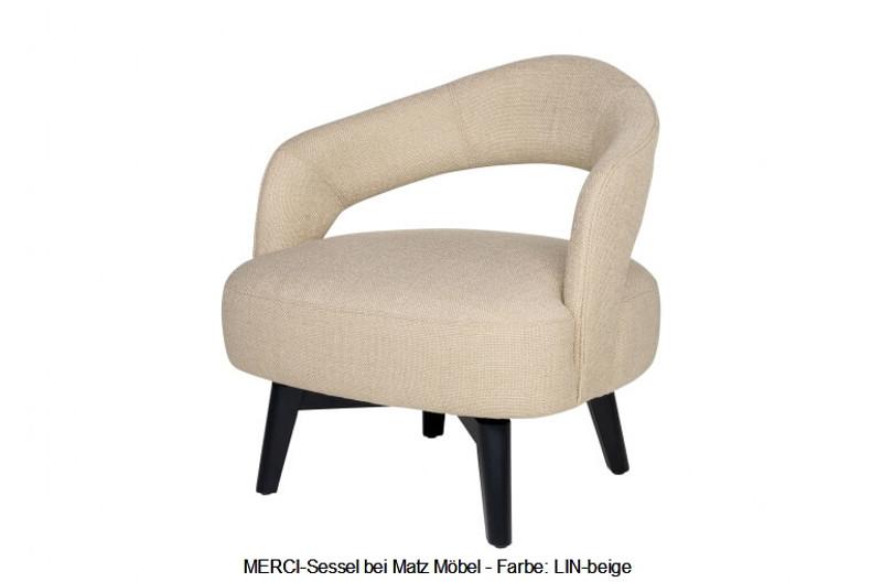 MERCI-Designer Sofa & Sessel in vielen Farben