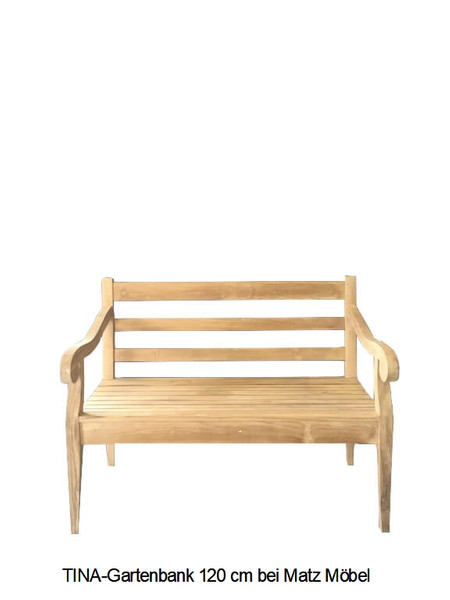 TINA-Holz Gartenbank