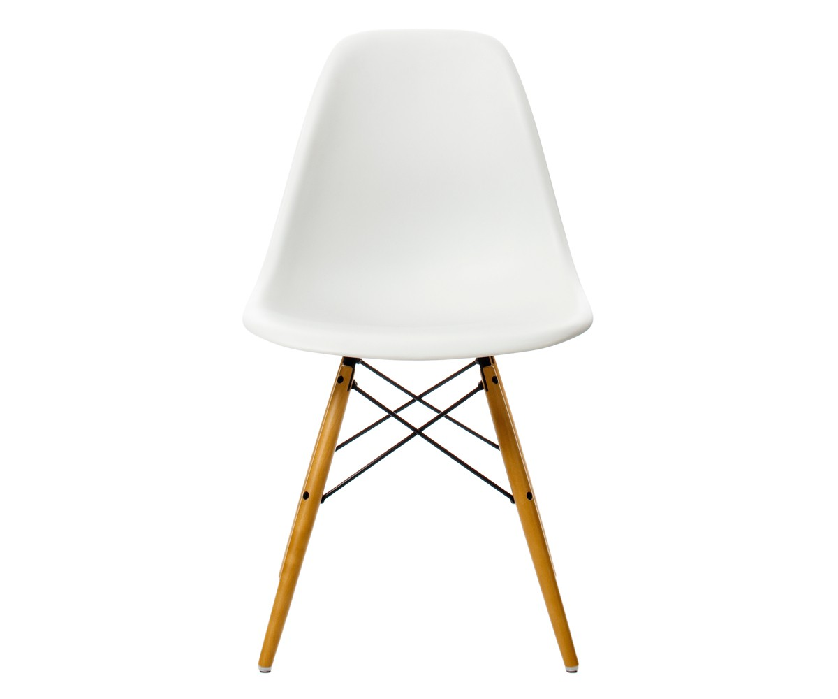 Vitra Stuhl DSW by Charles & Ray Eames neue Höhe