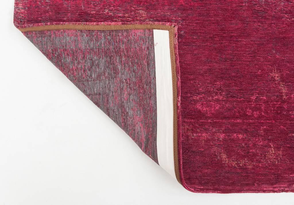 Vintageteppich | Medaillon Lila 005