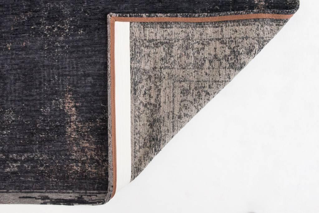 Vintageteppich | Mineral Black 003