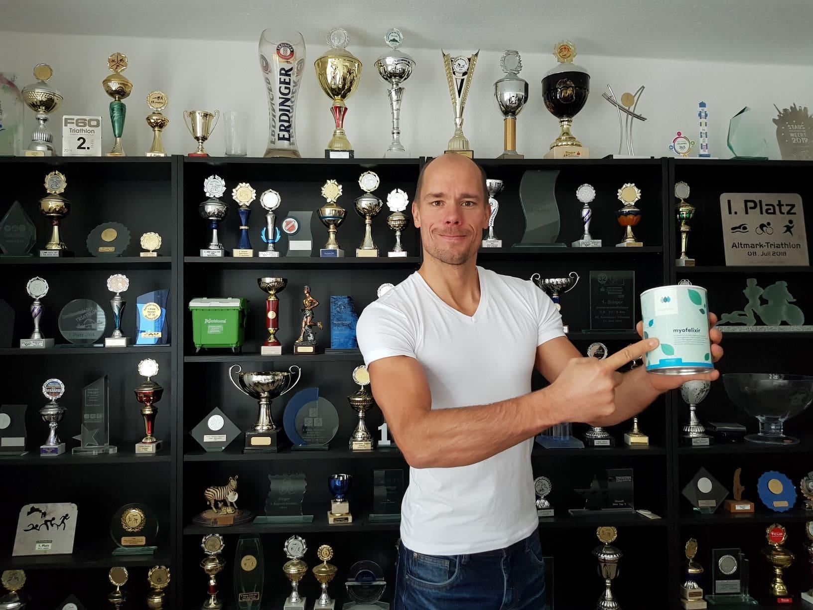 Gespräch mit dem Triathleten Hendrik Becker