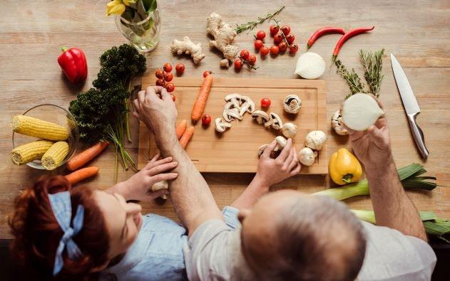 Unsere Nahrungsergänzungsmittel folgen dem Vorbild einer abwechslungsreichen Ernährung.
