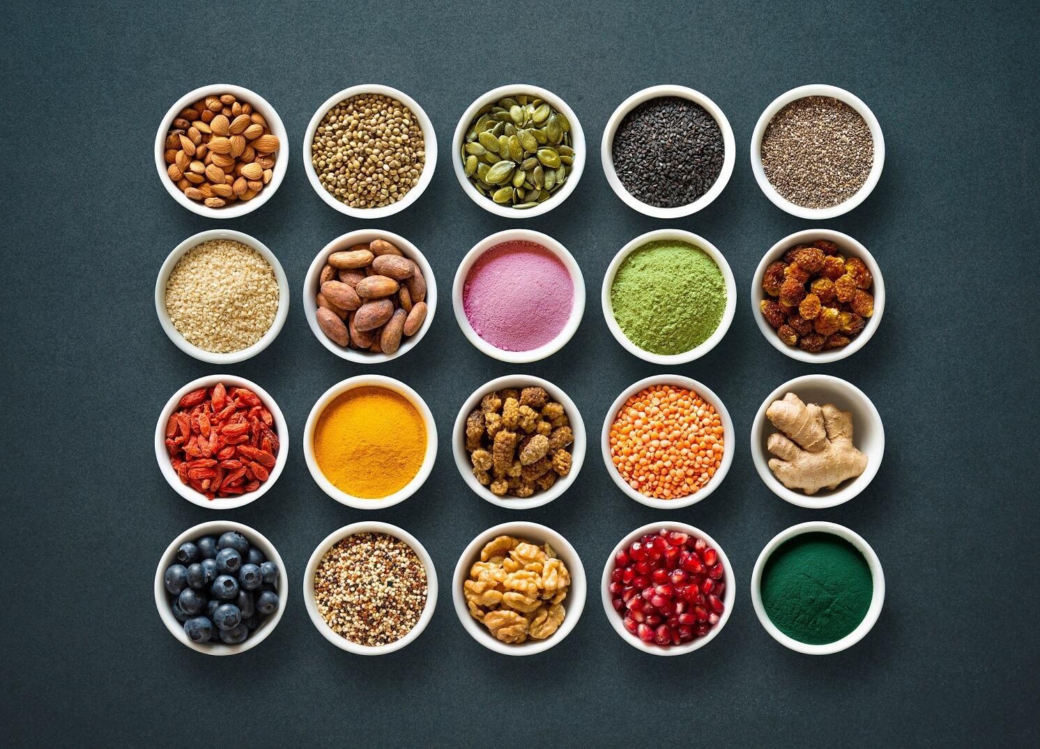 neurofelixir®: Eine innovative Formel mit Polyphenolen (Flavonoiden), Polyaminen, Vitaminen und Aminosäuren.