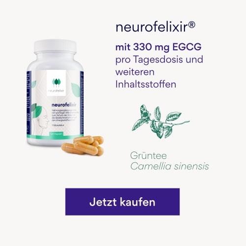 neurofelixir® Kapseln für Gehirn, Gedächtnis und geistige Frische