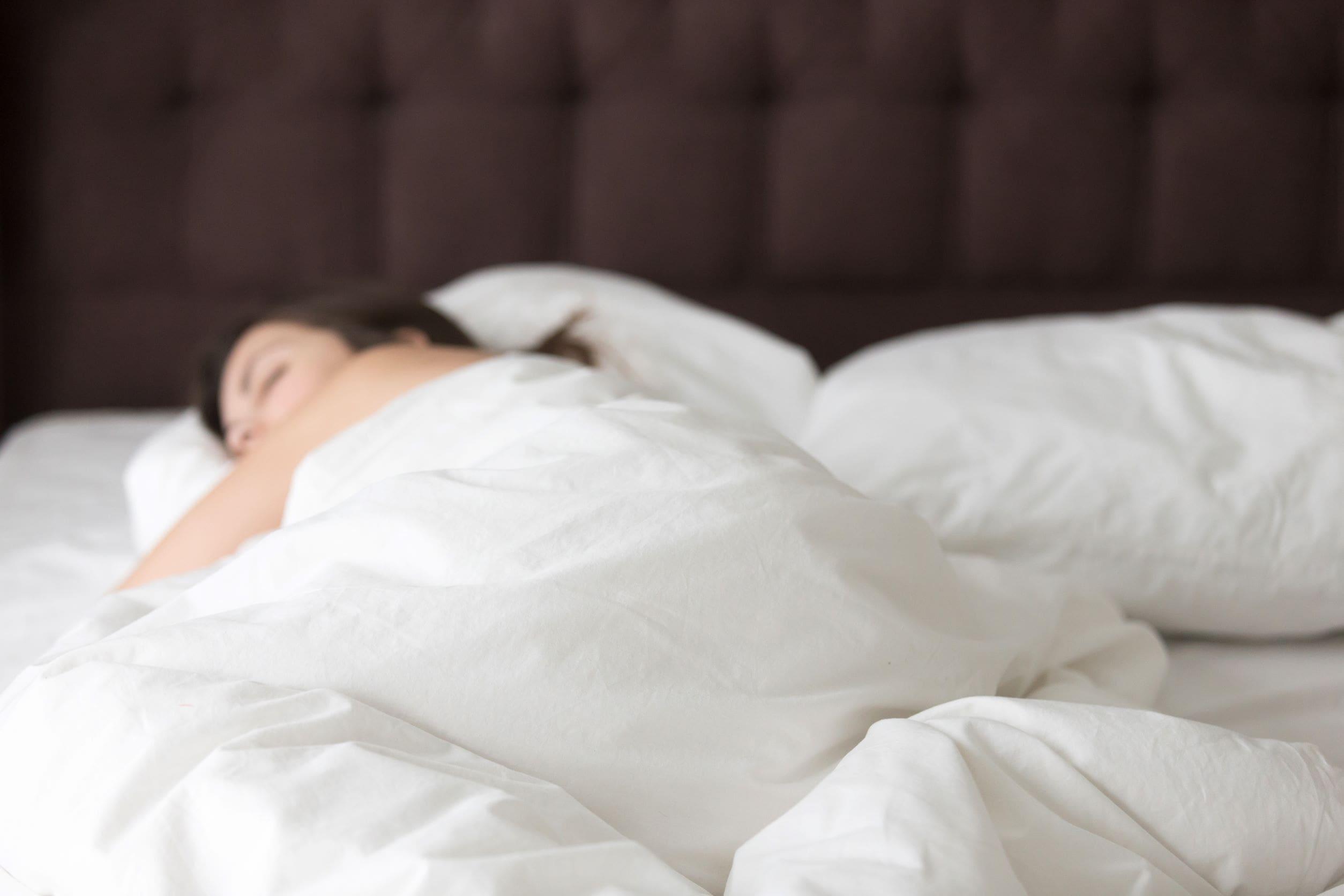 Schlafstörungen im Alter