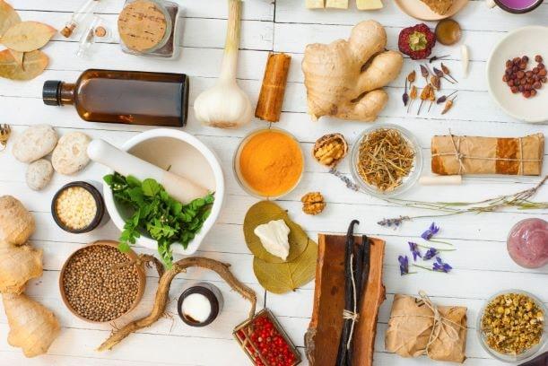 Naturstoffe zur Demenz-, Alzheimer- und Parkinson-Prävention