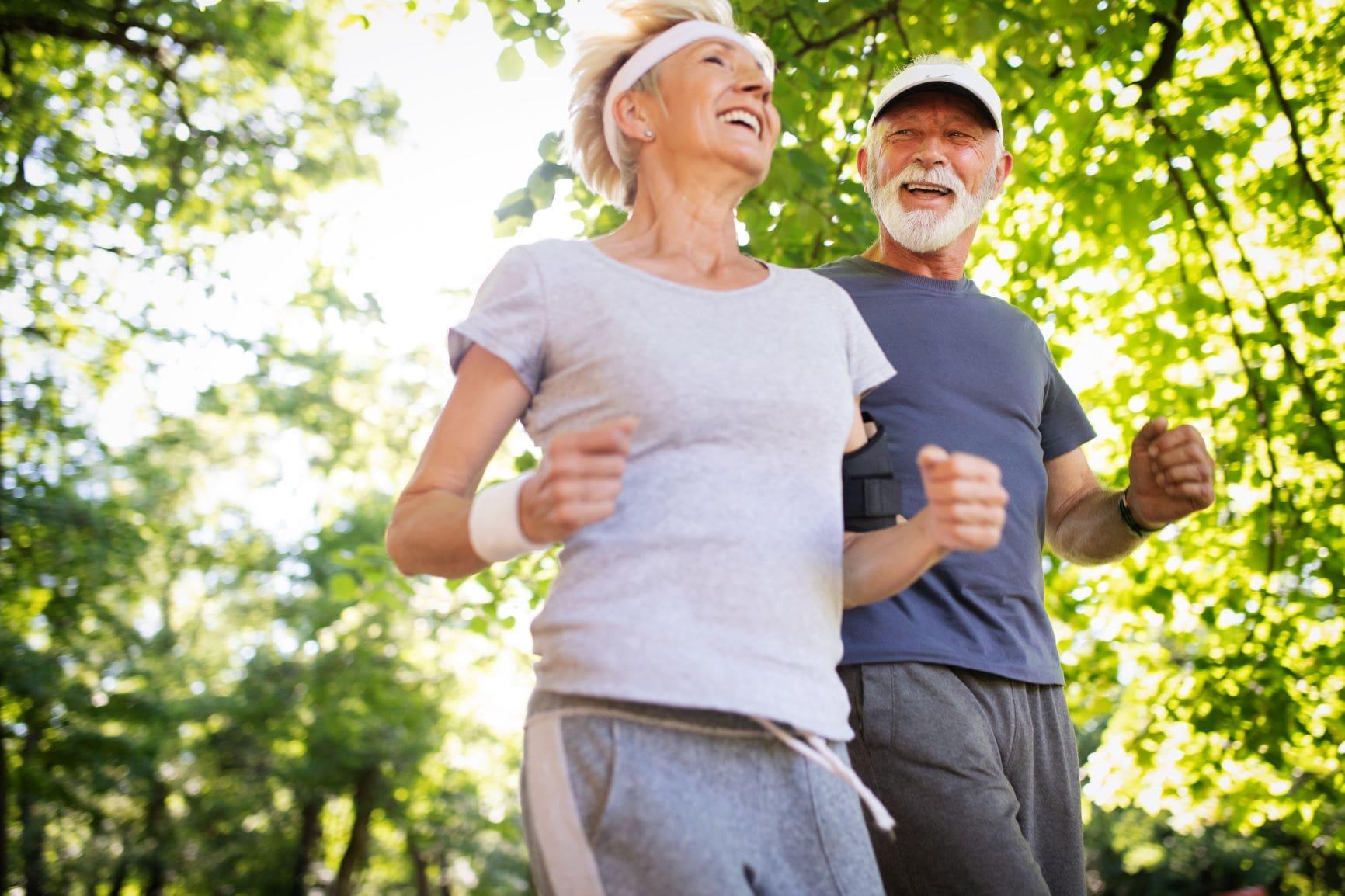 Bewegung und Parkinson