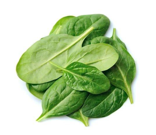 Spinat ist eine Quelle von Beta-Ecdysterone. Dieses pflanzliches Sterol macht nicht nur Pop-Eye muskulös.