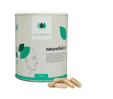 neurofelixir® Kapseln Monatspackung – Bild 1
