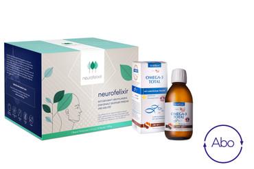 neurofelixir® plus Trinkpulver Komfort-Lieferung – Bild 1