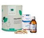 neurofelixir® Capsules (180 pcs) + Omega-3 Fish oil (200 ml) 001