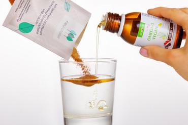 neurofelixir® plus Vegan Trinkpulver Monatspackung – Bild 2