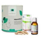 neurofelixir® Capsules (180 pcs) + Omega-3 Vegan oil (100 ml) 001