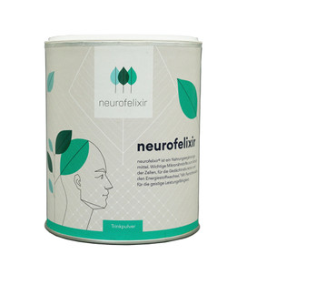 neurofelixir® powder + Omega-3 Vegan oil supply package – Bild 2