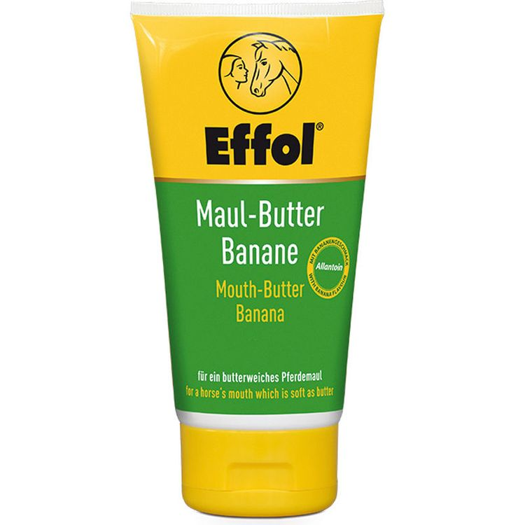 Effol Maul Butter Banane - 150ml Tube
