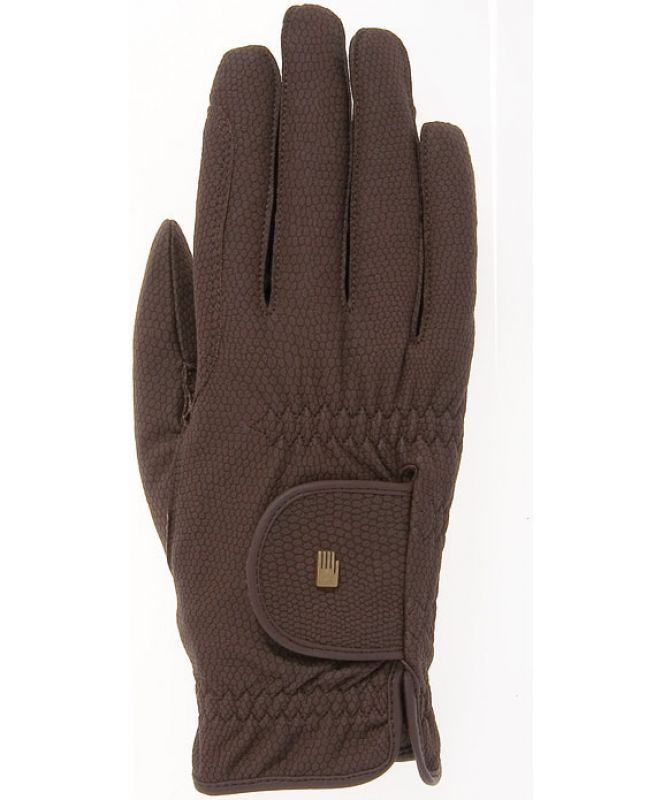Roeckl Handschuh Light & Grip, Farbe mocca (3301-208-790)