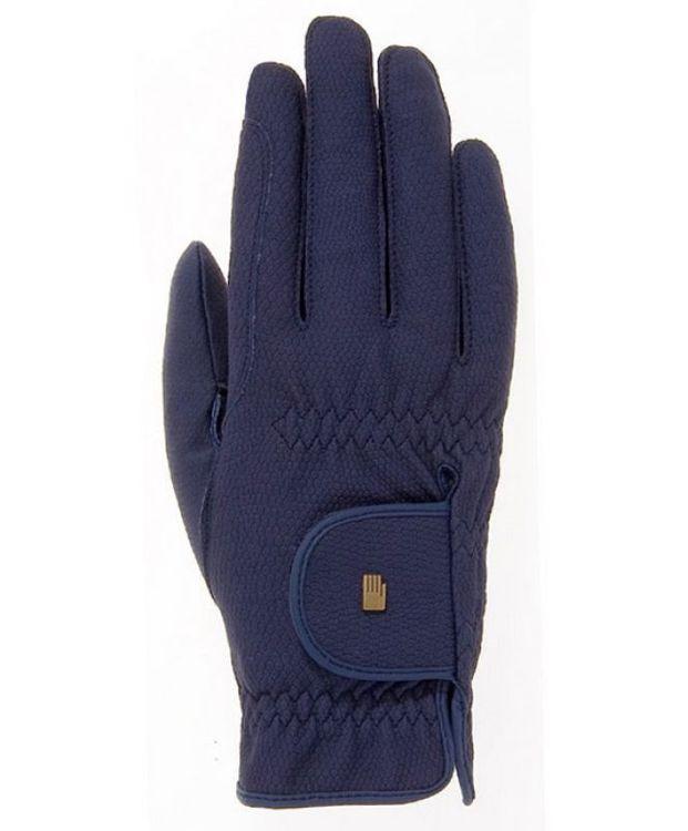 Roeckl Handschuh Light & Grip, Farbe marine (3301-208-590)