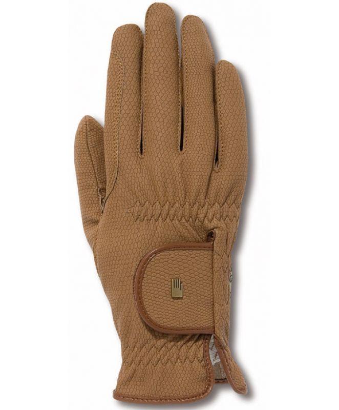Roeckl Handschuh Light & Grip, Farbe caramel (3301-208-720)