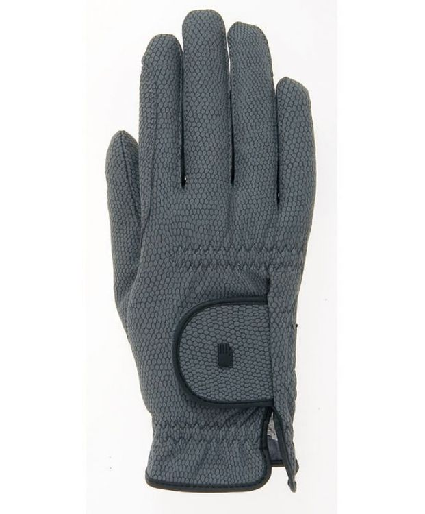 Roeckl Handschuh Light & Grip Farbe anthrazit (3301-208-080)