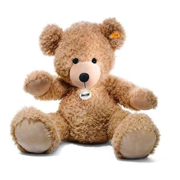 Steiff Teddybär beige Fynn, 80cm groß, NEU (111389) Teddy, Kuschelbär