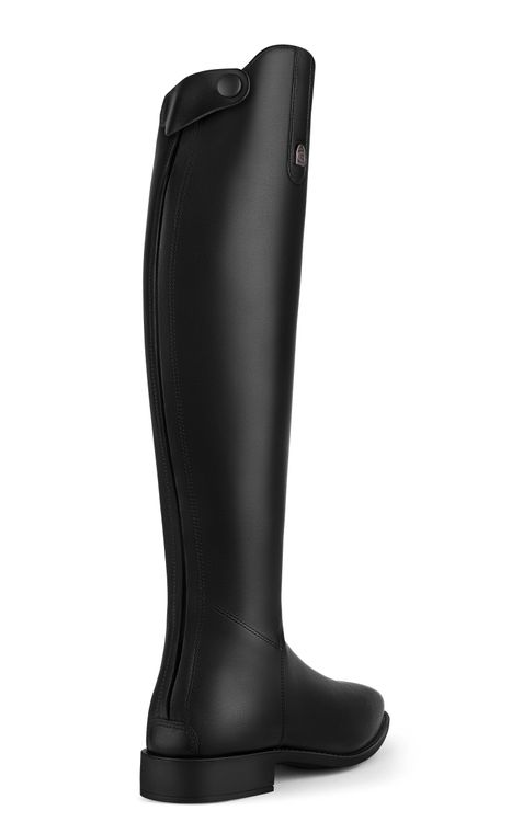Cavallo Lederstiefel Junior in schwarz