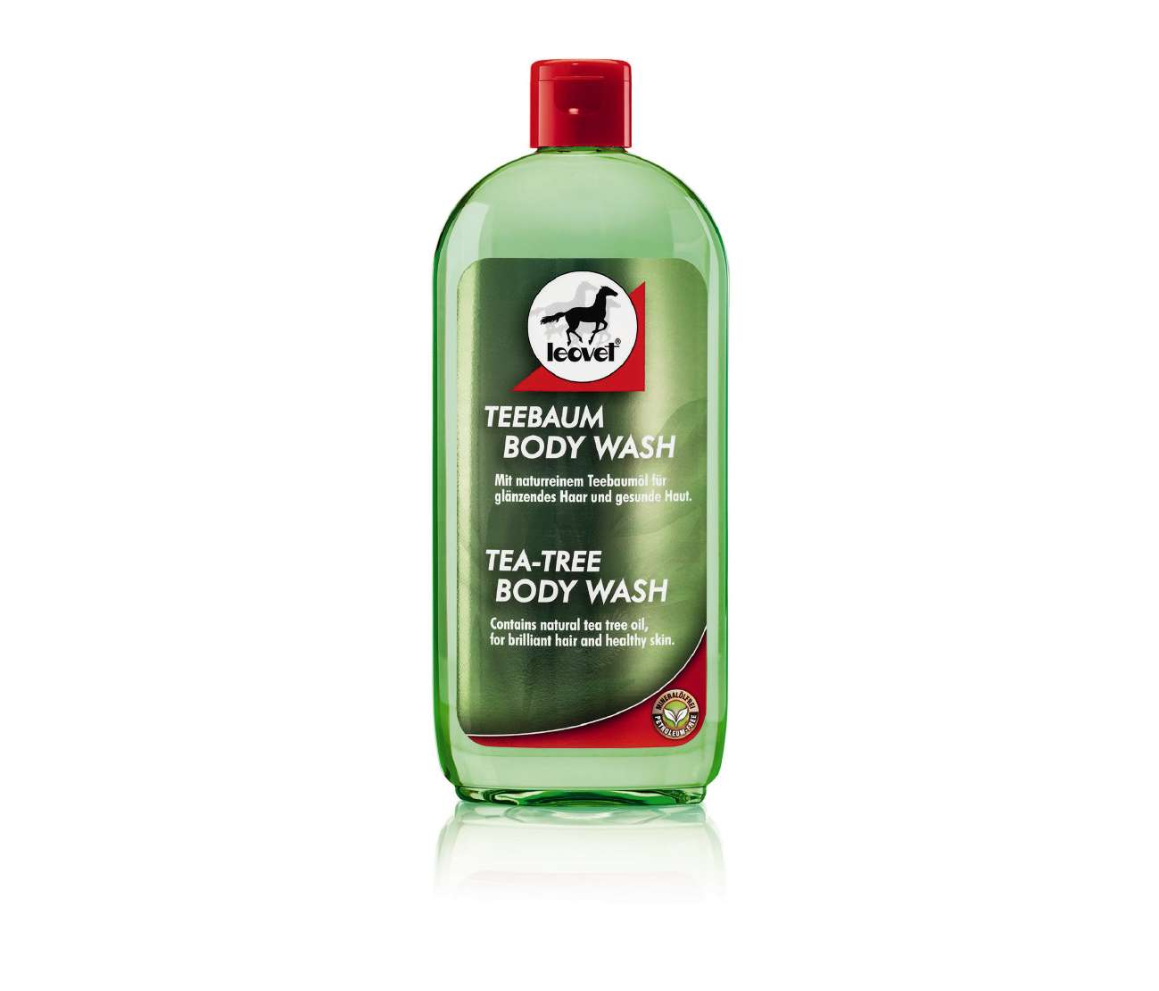 Leovet Teebaum-Shampoo 500ml