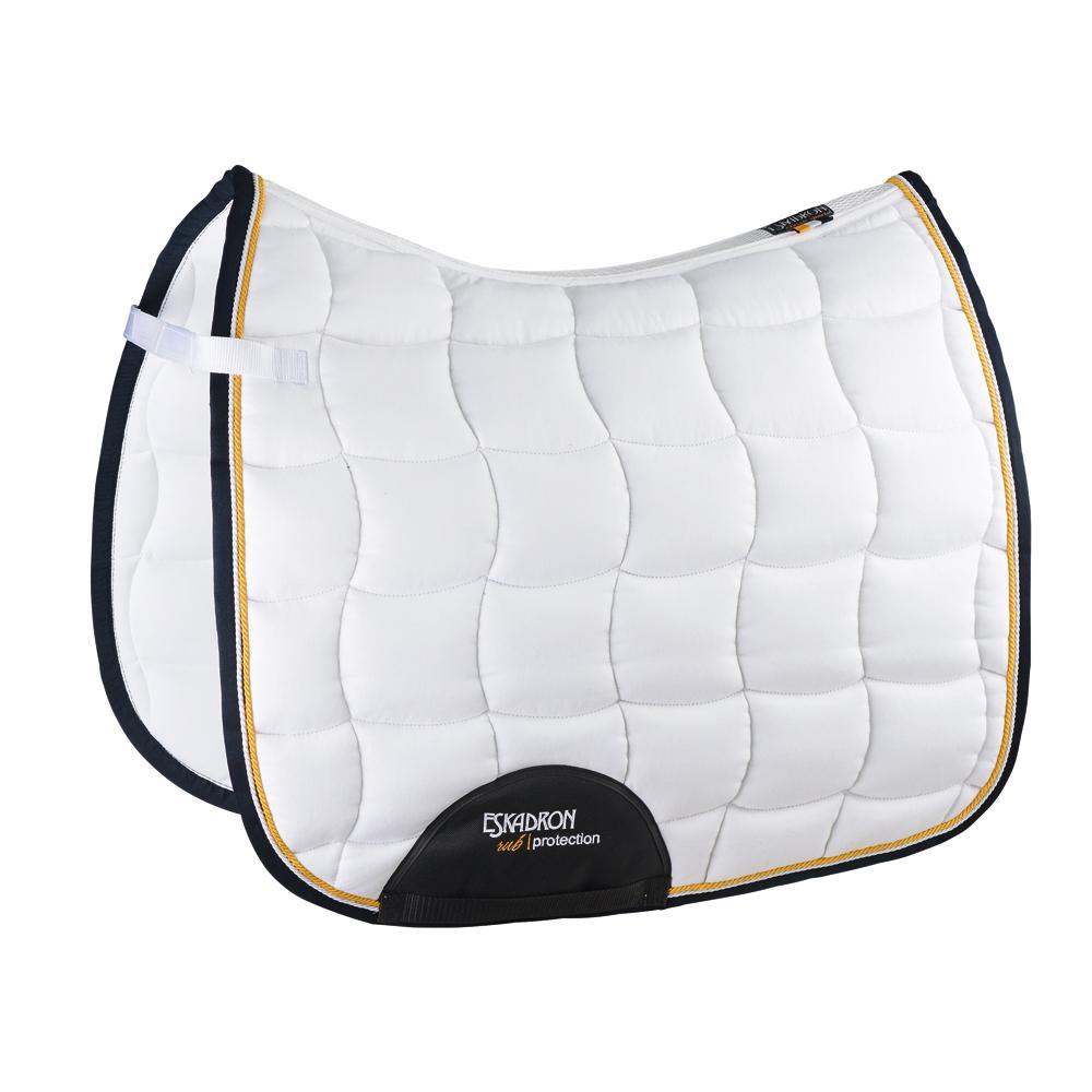 ESKADRON Rub Protection Schabracke white