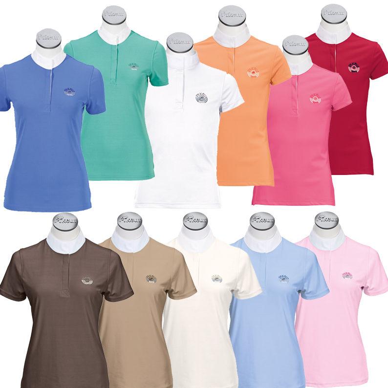 Pikeur - Damen Turniershirt 1/2 Arm viele Farben & Größen NEU