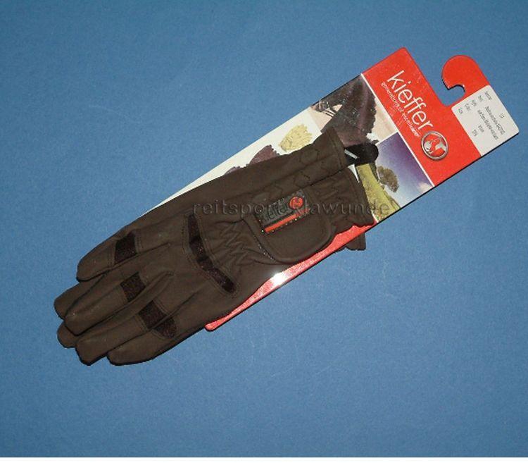 """Kieffer Handschuhe in schoko """"Modell Madrid"""" - top Qualität"""