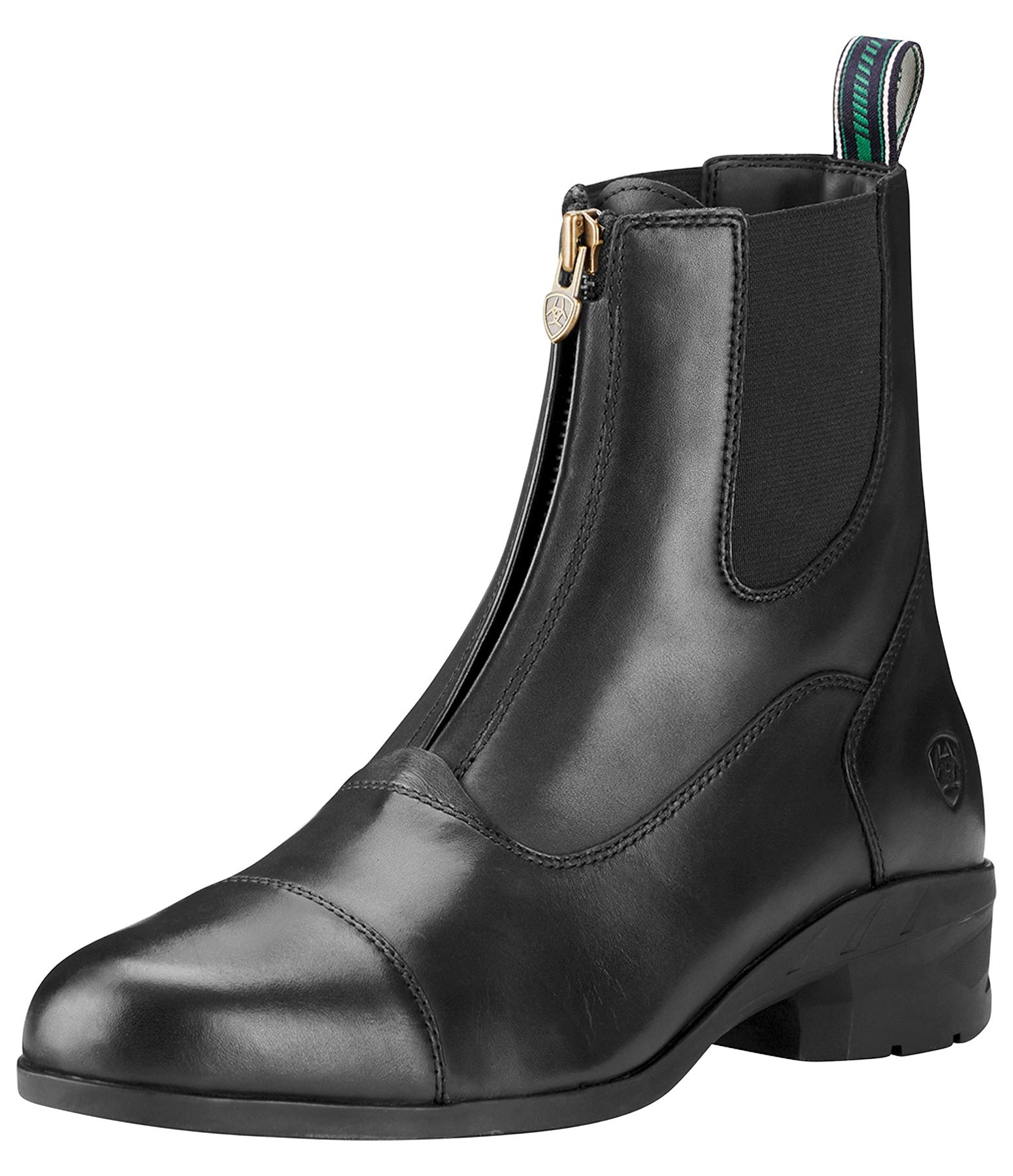 Ariat Herren Stiefelette Heritage IV ZIP in black