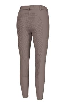 Pikeur Damen Sommer Reithose Lucinda Grip in taupe (Emblem brown/light beige)