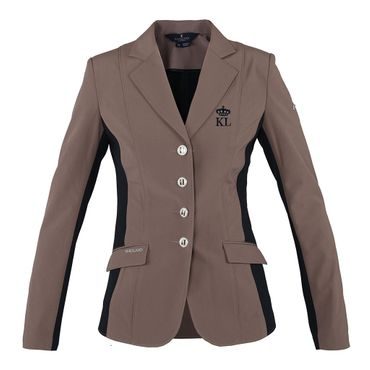 Kingsland Damen Turnierjacket Sofstehll Hayle brown Sommer 2017