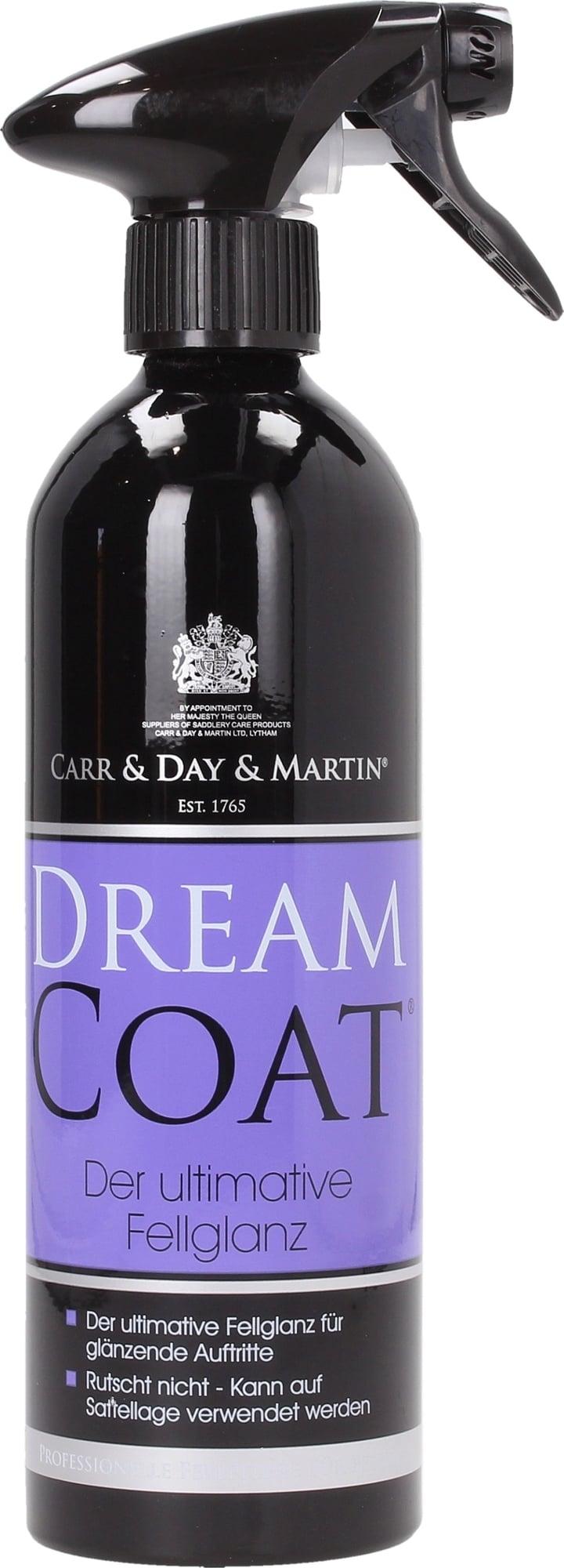 Carr & Day & Martin Dream Coat, Glanzspray, Fellspray, 500ml für Schweif & Mähne