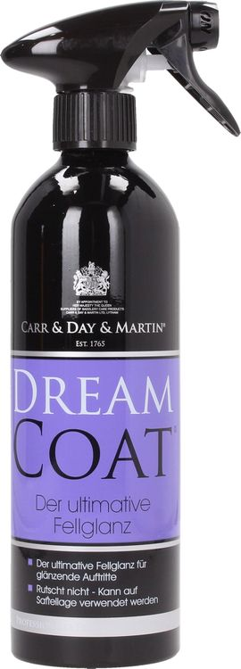 Carr & Day & Martin Dream Coat, Glanzspray, Fellspray, 500ml für Schweif & Mähne
