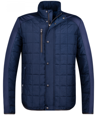 Cavallo Herren leichte Hybridjacke Ingo in Nightblue