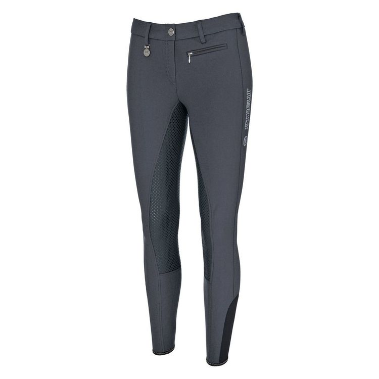 Pikeur Damen Reithose Lucinda Grip dark shadow