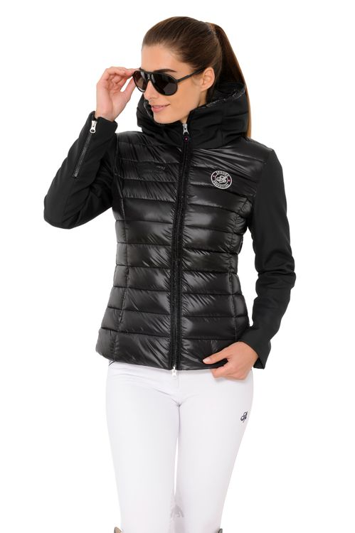 Spooks Damen Steppjacke Laura Black