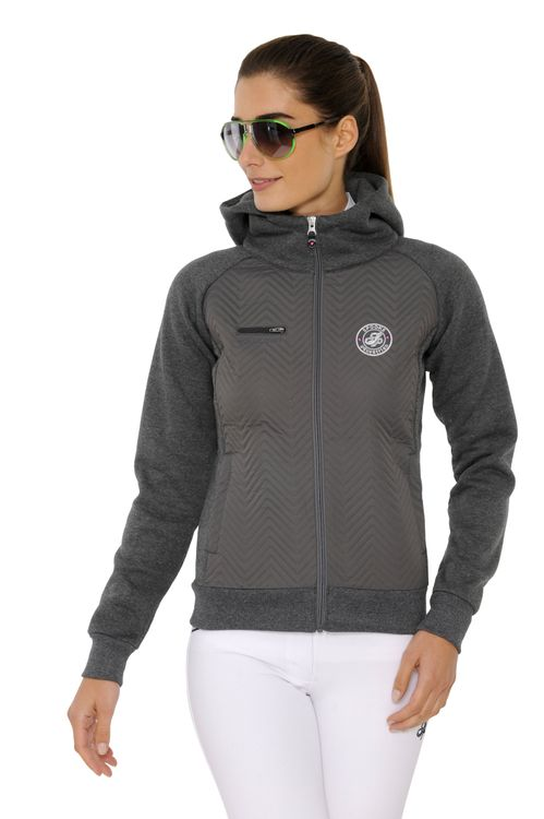Spooks Jacket Nele Dark Grey