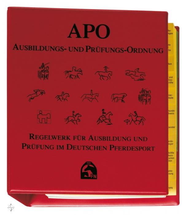 APO Ausbildungs-und Prüfungs-Ordnung / FN-Verlag