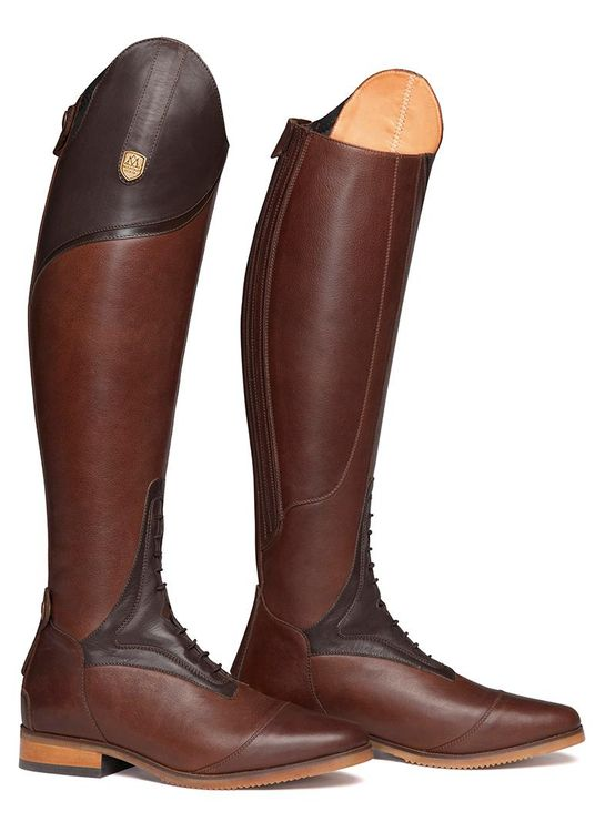 Mountain Horse Reitstiefel Sovereign High Rider in brown