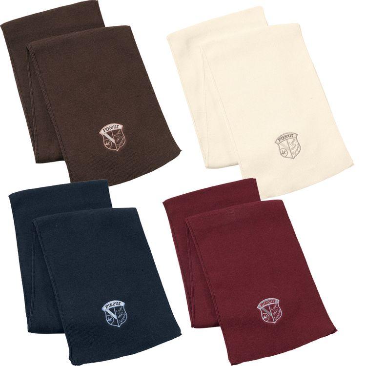 Pikeur klassischer Strick-Schal in verschiedenen Farben (Artikel 426)