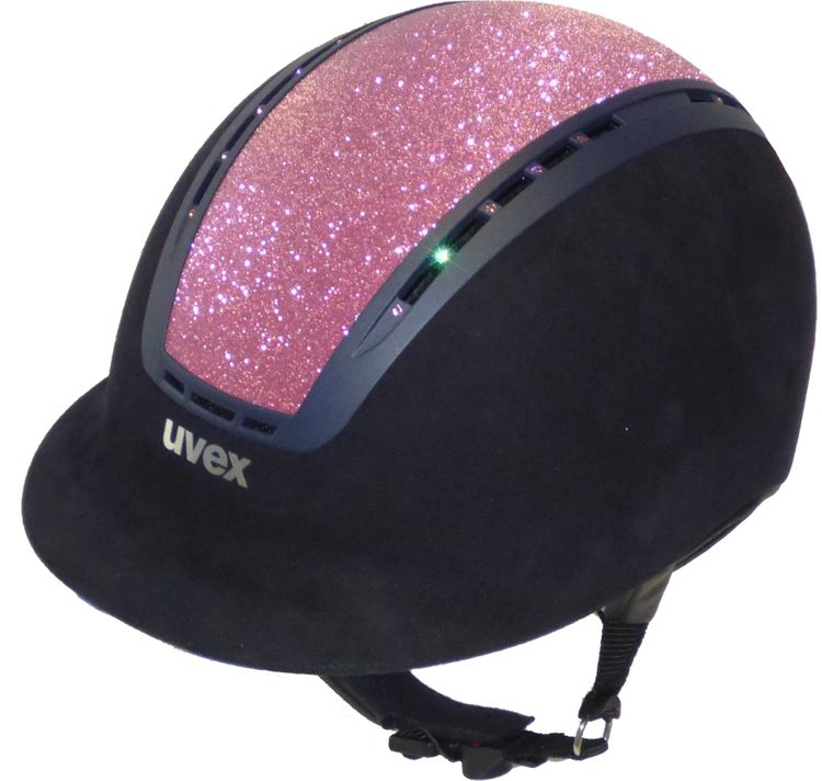 Uvex Suxxeed Glamour pink in black oder blue