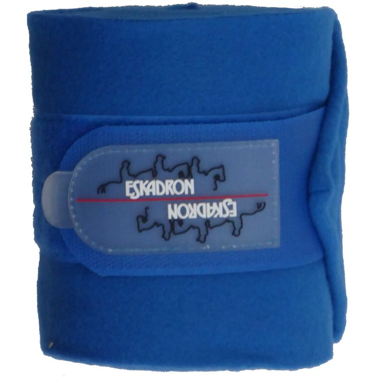 Eskadron Fleecebandagen in ROYAL BLUE, 4er Set