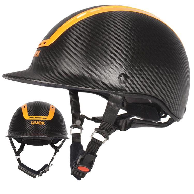 Uvex Suxxeed Carbon Style orange