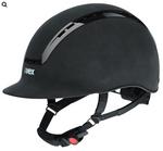 UVEX Individual - Suxxeed Velour Alcantara schwarz mit individuellem Rahmen