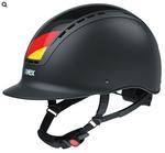UVEX Individual - Suxxeed Active Deutschland schwarz mit individuellem Rahmen