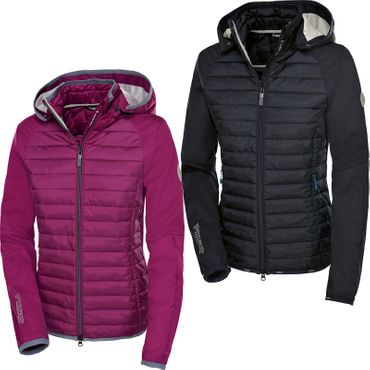 Pikeur Damen Softshell Jacke Angeline in grapevine oder navy