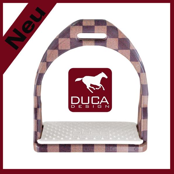 DUCA Design Steigbügel in vielen verschiedenen Designs 12cm