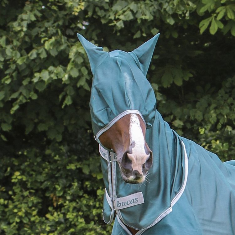 Bucas Freedom Fly Mask in 3 Farben